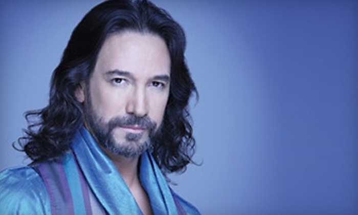 Marco Antonio Solís - Studio City: One Ticket to See Marco Antonio Solís at Gibson Amphitheatre at Universal CityWalk on August 26 at 8:15 p.m. (Up to $89.90 Value)