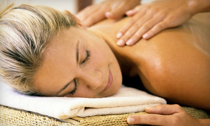 NewAgeTouch - Campbell Park: 30-, 60-, or 90-Minute-Massage Package at NewAgeTouch (Up to 55% Off)
