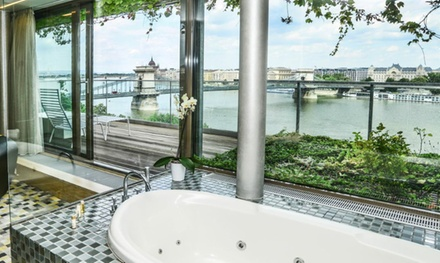 ✈ Budapest: 2 to 4 Nights with Return Flights at 4* Lanchid 19 Design Hotel*