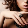 $10 for Manicure or Deep-Conditioning Treatment
