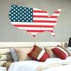 Vinyl Country Flag Cutout Decal