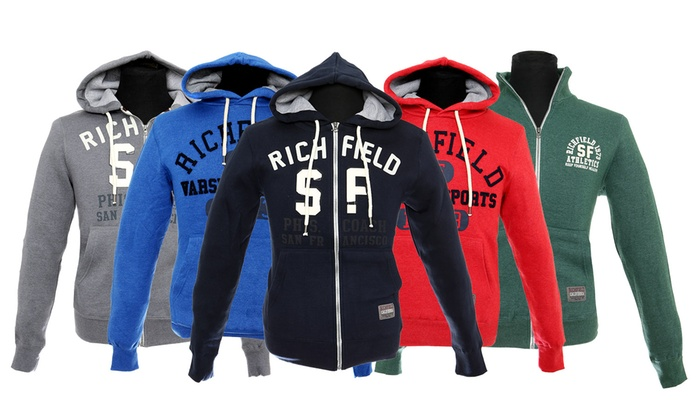 size 40 6dc1a 612f6 Felpe uomo Richfield | Groupon Goods