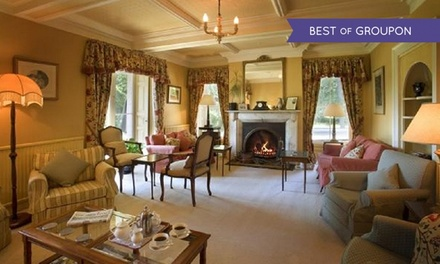 Cumbria: 1 or 2 Nights with Breakfast and £10 Dinner Credit at Lovelady Shield Hotel