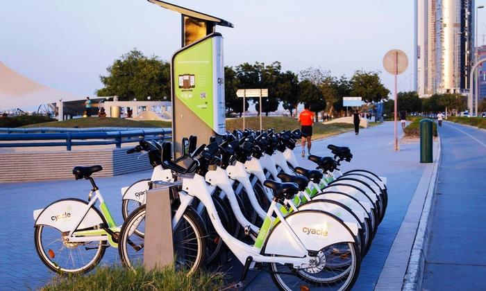Risultati immagini per bike share docking station