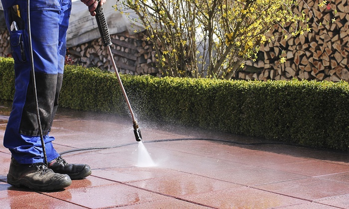 Canadian Tire Carpet Cleaning - Vancouver: Power Washing from Canadian Tire Carpet Cleaning (Up to 58% Off). Three Options Available.