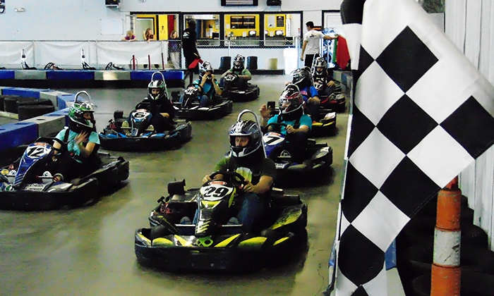 LeMan's Karting - Greenville: Time Attack Race for One or Two with Optional Annual License at LeMans Karting (Up to 40% Off)