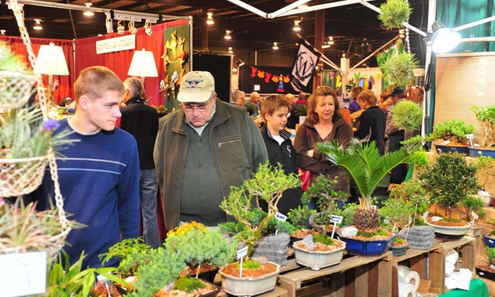 Maryland Home and Garden Show - Maryland State Fairgrounds: Maryland Home & Garden Show for Two or Four on March 5–6 and March 11–13 (Up to 42% Off)