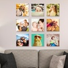 Up to 85% Off Custom Gallery-Wrapped Square Photo Canvases
