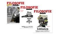 5 of 10 nummers Filosofie Magazine