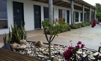 Marion Bay: 1, 2, or 3-Night Beachside Stay for Two with Bottle of Wine and Late Check-Out at Marion Bay Motel