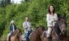 Ruta a caballo por Medina Azahara