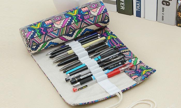 Funda enrollable para lápices ... e98435ebb931