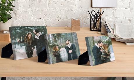 Foto-lienzo personalizable con soporte en diversos tamaños desde 4,99 € en Photo Gifts