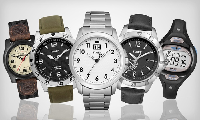 Timex Watches: Men's and Women's Timex Watches (Up to 62% Off). 25 Options Available. Free Shipping and Free Returns.