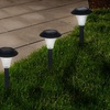 Bright Solar Accent Lights (8-Pack)