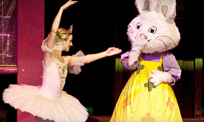 "Max & Ruby: Nutcracker Suite 2012 - Racine Civic Centre: ""Max and Ruby: Nutcracker Suite 2012"" at Memorial Hall at Racine Civic Centre on Friday, November 30 (Up to 51% Off)"
