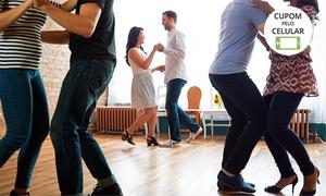 Centro de Dança Passo a Passo: 1, 2 ou 3 meses de aulas de dança no Centro de Dança Passo a Passo – Kobrasol