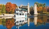 Liftlock & The Riverboat Cruises - Town Ward: Sightseeing Cruises at Liftlock & The Riverboat Cruises (Up to 51% Off)