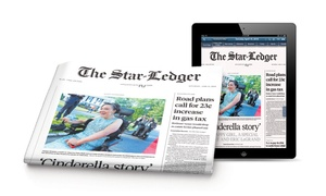 Up to 56% Off from The Star-Ledger