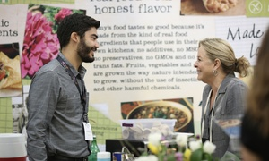 Gluten-Free Expo: Entry for One, Two, or Four to the Gluten-Free Expo (Up to50% Off)
