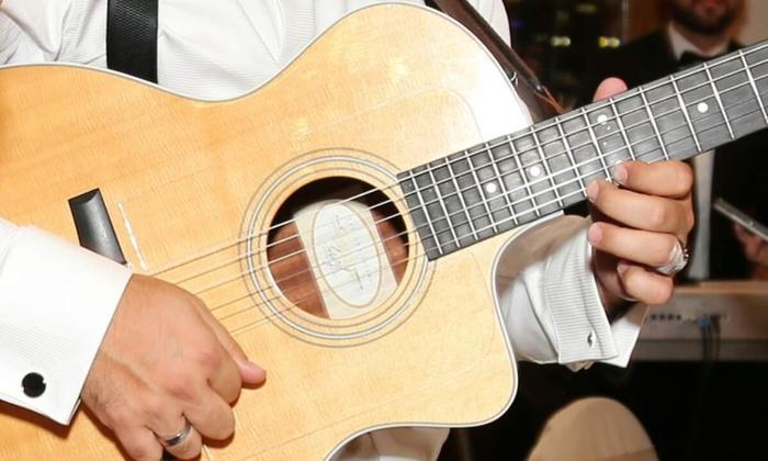 Solo guitarist - Phoenix: $250 for $500 Groupon — Solo guitarist