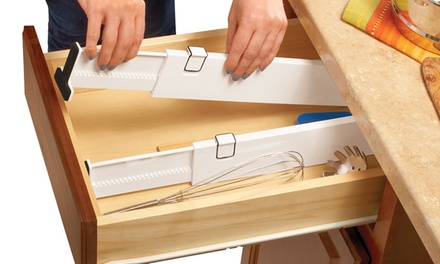 Adjustable Drawer Divider: One $15, Two $25 or Three $30