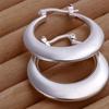 Sterling Silver Hoop Earrings (6-Pack)