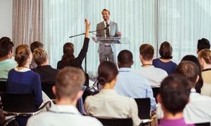 Mediacom: Online opleiding spreken voor publiek met NLP bij Event & Media