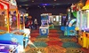 At The Falls Arcade - South End: Arcade Play at At The Falls Arcade (Up 63% Off). Three Options Available.