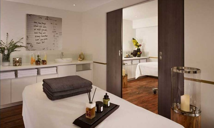 Luxus-Day-Spa und 30 Min. Massage - Spa & Sports Reichshof Hamburg ...