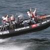 Speedboot-Tour auf der Ostsee