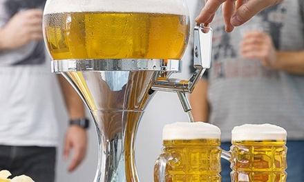 Dispensadores de 3,5L para cerveza y bebidas