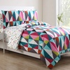 Helen Reversible Bed in a Bag Comforter Set with Sheets