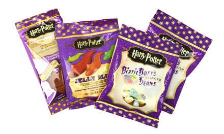 Harry Potter Sweets Bundle Groupon
