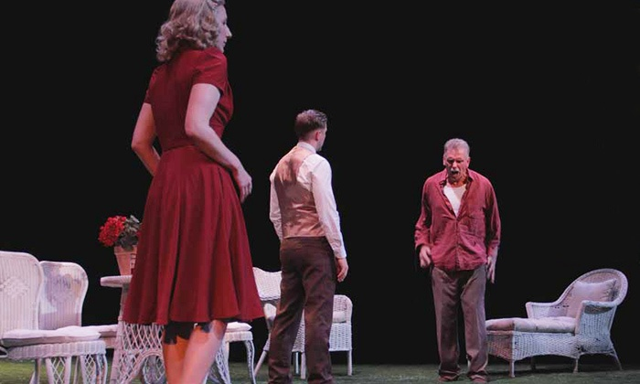 """All My Sons""  - Wells Theatre : Virginia Stage Company Presents ""All My Sons"" (November 4–8)"