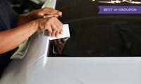 Professionelle Pkw-Scheibentönung für 1 Heckscheibe und 2 Seitenscheiben inkl. Pkw-Check von My Car Design (73% sparen*)