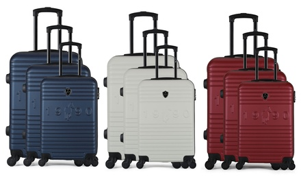 Set di 3 trolley Gentleman Farmer