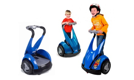 Famosa Feber Dareway 12V RideOn Balance Scooter With Free Delivery