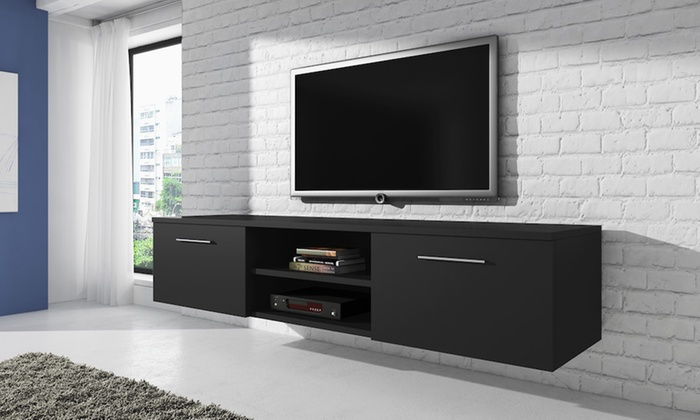 Vegas Floating TV Cabinet from £79.99 With Free Delivery