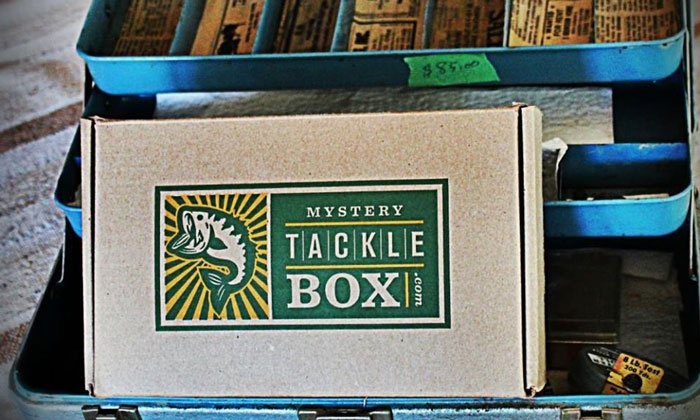Mystery Tackle Box - Mystery Tackle Box | Groupon