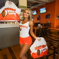 Deals on Free $10 Voucher for Hooters w/$20+ Order
