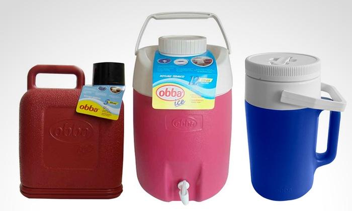 pick up - Múltiples sucursales: Desde $169 en vez de $285 por termo plástico o bidón térmico para retirar en sucursal