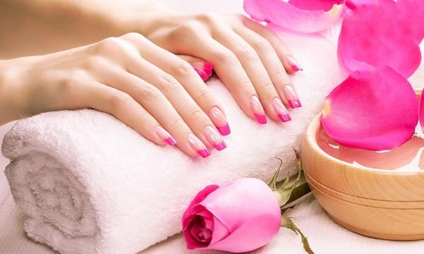 3 Manicure Con Applicazione Di Smalto Semipermanente Al Centro Mamoan Salute E Benessere Naturale Sconto 80