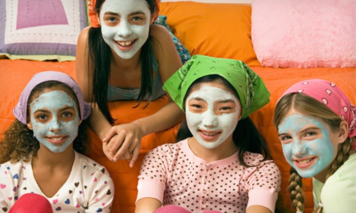 Pure SKN - Lofts on 9: Glamour Girl Spa Package with Facial, Makeup, and Hairstyling for One or Five at Pure SKN (Up to 69% Off)