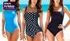 Tummy Control One-Piece Swimsuit