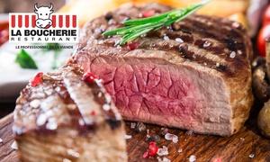 Restaurant La Boucherie Montargis: Entrecôte de 200g et tiramisu pour 2 ou 4 personnes dès 29,90 € au restaurant La Boucherie Montargis