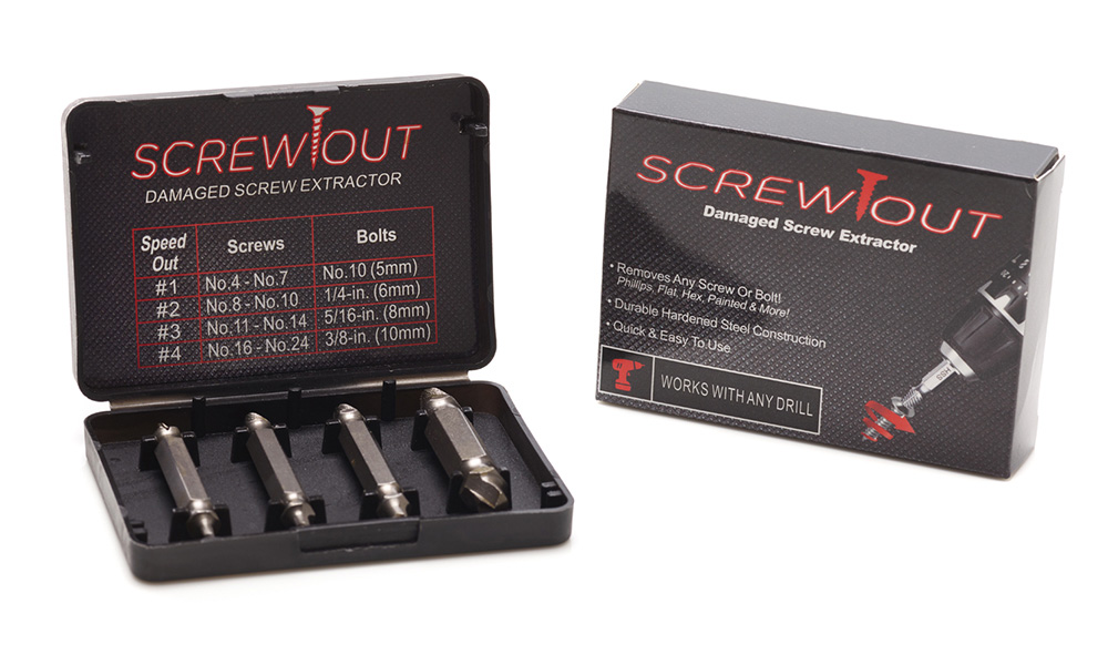Up to Four Damaged Screw Extractor Sets From £6.50