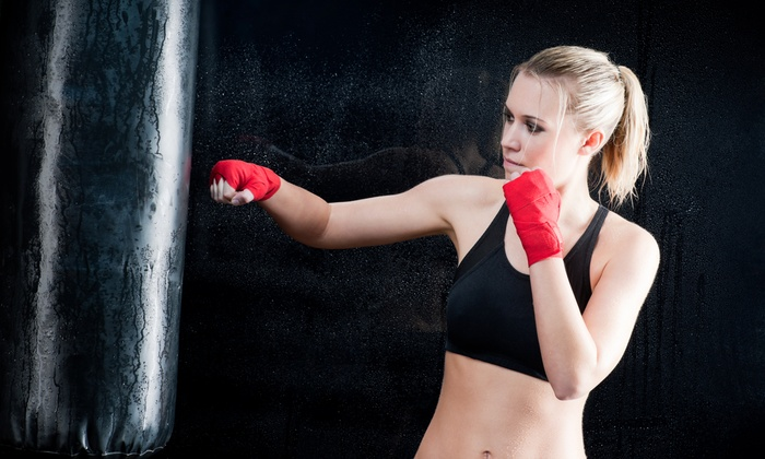 CKO Clinton Hill - Clinton Hill: Three or Six Kickboxing Classes at CKO Clinton Hill (Up to 63% Off)