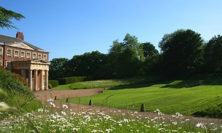 Goodnestone Park Gardens Entry for One or Two Adults, or a Family of Up to Five (Up to 32% Off)