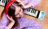 PicassoTiles PT49 49-Key Roll Up Piano Keyboard for Kids : PicassoTiles PT49 49-Key Roll Up Piano Keyboard for Kids
